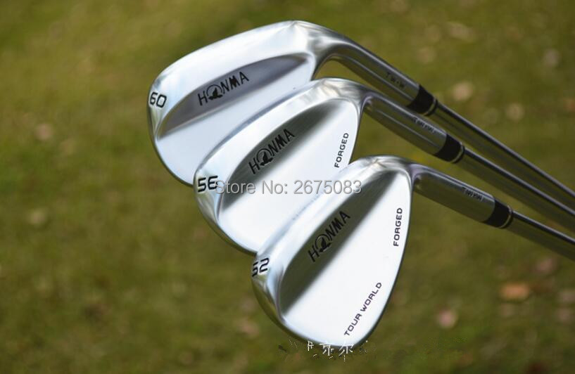 Golf Clubs Honma TW-W Weges Honma TW Golf Wedges Golf Clubs  Steel Shaft