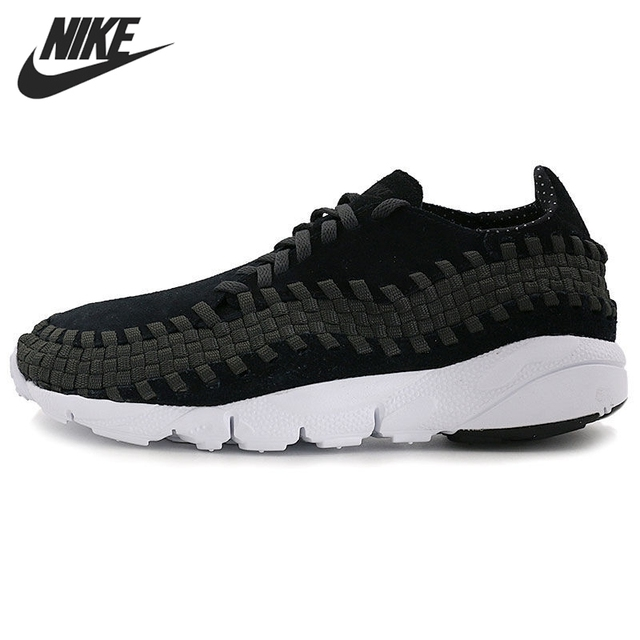 7c7fe07863949 Original New Arrival 2017 NIKE AIR FOOTSCAPE WOVEN NM Men s Running Shoes  Sneakers