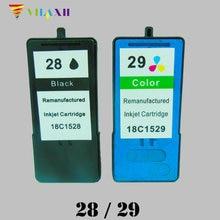 For Lexmark 28 29 Ink Cartridge Z845 X5410 X5490 X5495 X2510 X2530 X2550
