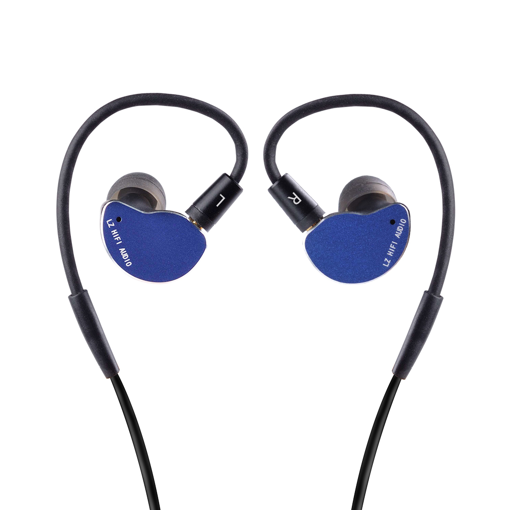 2019 LZ Z05A MINI Piezo with dynamic 2 Units In Ear Earphone Balanced With Dynamic Headset