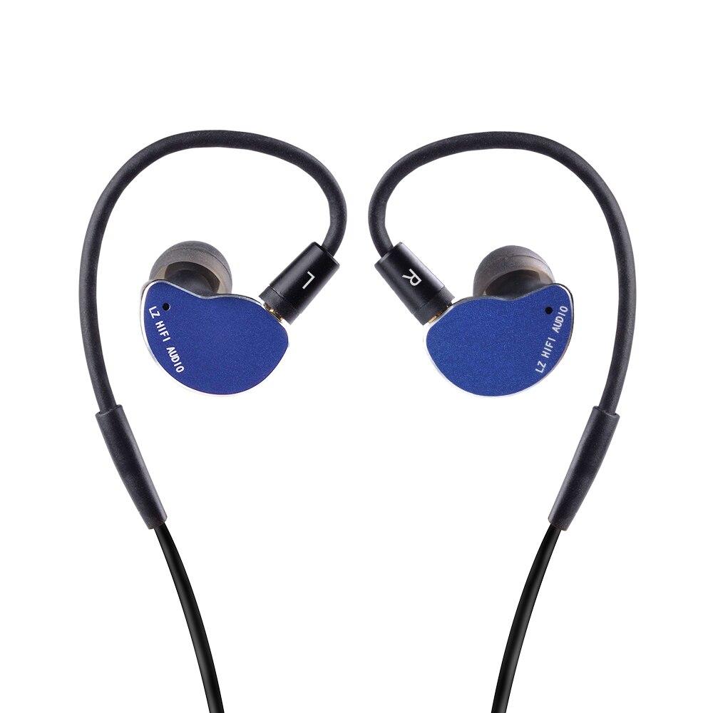 2019 LZ Z05A MINI Piezo met dynamische 2 Eenheden In Ear Oortelefoon Evenwichtige Met Dynamische Headset Met MMCX Interface LZ a5 Oortelefoon-in Bluetooth Oordopjes & Koptelefoon van Consumentenelektronica op  Groep 1