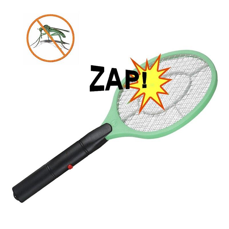 Image 3 - killer электрошокер электрическая электро мухобойка электрическая от комаров ловушка для комаров zapper-in Ловушка для насекомых from Дом и животные