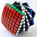7*7*7 Arc V-Cubo 7 Rompecabezas Adesivo Magico Cubo LANLAN Magic Cube Puzzle Cube Desafio Crianças Brinquedos educativos 1319