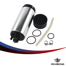 PQY RACING - New Universal 265LPH AWD Fuel Pump For Audi A4 TT QUATTRO VW Golf R32 PQY-FPB006
