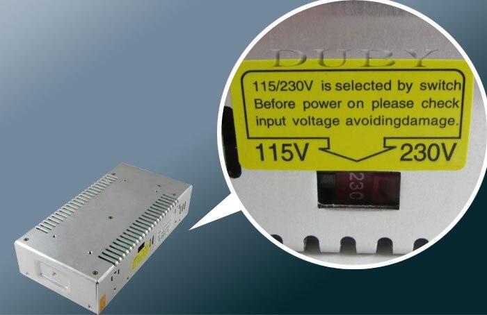 10ピース/ロット5ボルト60a 300ワットスイッチング電源ドライバ用ledライトストリップディスプレイ工場サプライヤー送料フェデックス  グループ上の 家のリフォーム からの スイッチ 電力供給 の中 2