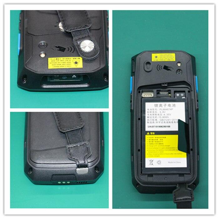 1d 2d qr código honeywell newland scanner