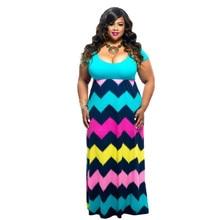 2018 Plus Size Women Casual Dress Autumn New Fashion Sexy Print Long Party  Oversize 4XL fat for Dresses Women s Elegant Vestidos c8ac110d0837