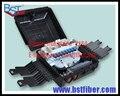 24 Núcleos De Fibra Óptica Caixa De FTTH, Caixa de Material ABS, FTTH Caixa de Distribuição, PLC Divisor de Seleção