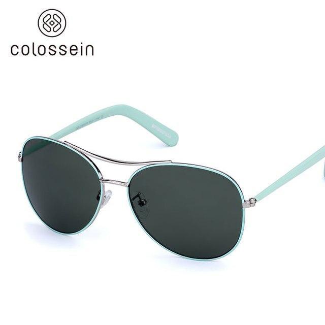 c1abf79587bc Acquistare Donne ' Occhiali s | COLOSSEIN Sunglasses Women Fashion ...