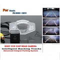 For Honda Fit 2002 ~ 2011 Car Intelligent Parking Tracks Camera / HD Back up Reverse Camera / Rear View Camera