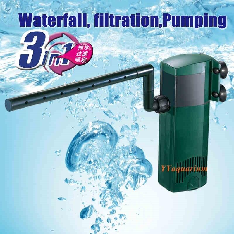 Fish & Aquariums Honest Mini Silent Built-in Water Purifier Submersible Oxygen Pump For Aquarium%# Choice Materials