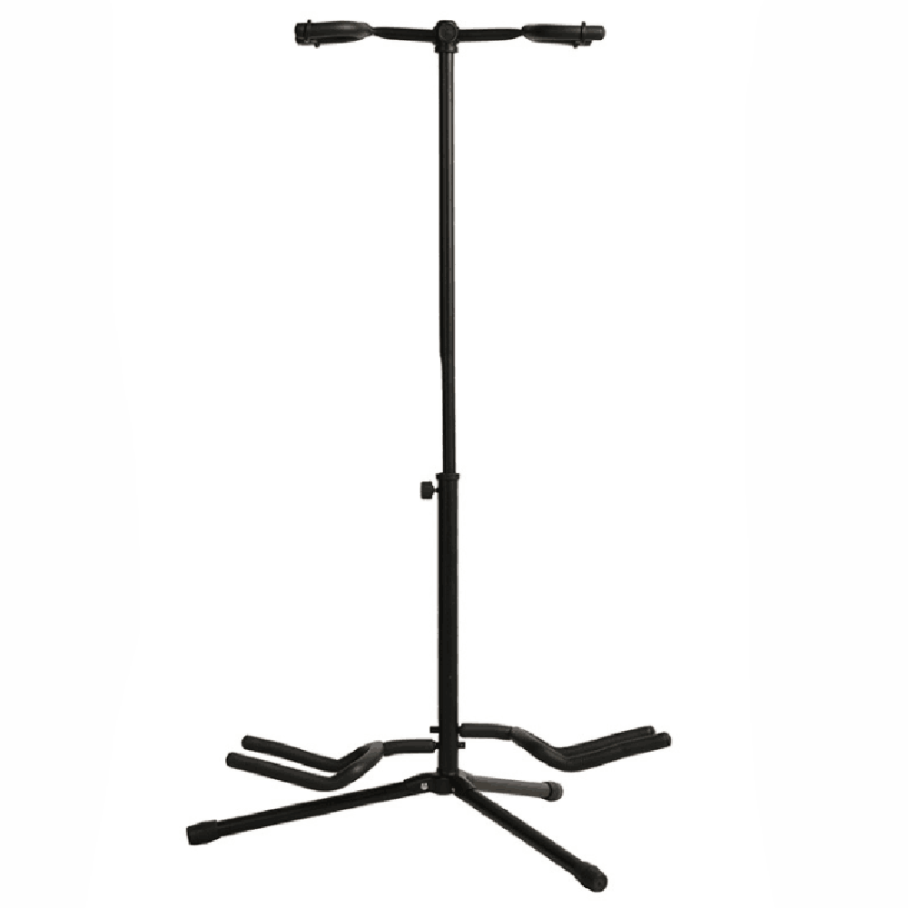 J-32 Dual Vertical Guitar Stand New Products Vertical Single Guitar Stand for Two Hang Two Guitars