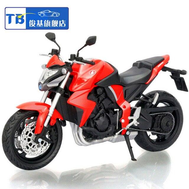 1:12 новый детский Мини-Мотоцикл CB 1000R Литья Под Давлением модель motor bike миниатюрный Сплава металла модели rider игрушки для Коллекции