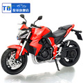 1:12 brand new kids Mini Motorcycle CB 1000R Diecast model motor bike miniature Alloy metal models rider toys for Collection