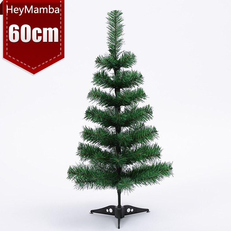heymamba 10pcs artificial christmas tree 60cm christmas tree decorations christmas