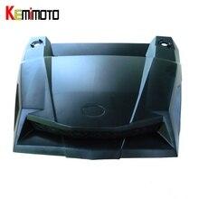 KEMiMOTO Turbo Hood Scoop Hava Emme için Polaris RZR RZR S EPS XC XP RZR 4 XP 4 900 RZR 1000 2014 2015 2016