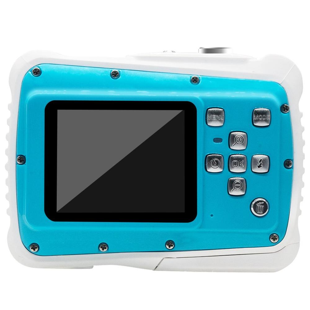 High Class 2.0 Inch Display 21 Megapixel CMOS Camera Pixels Christmas Cute Gift Children Waterproof Camera