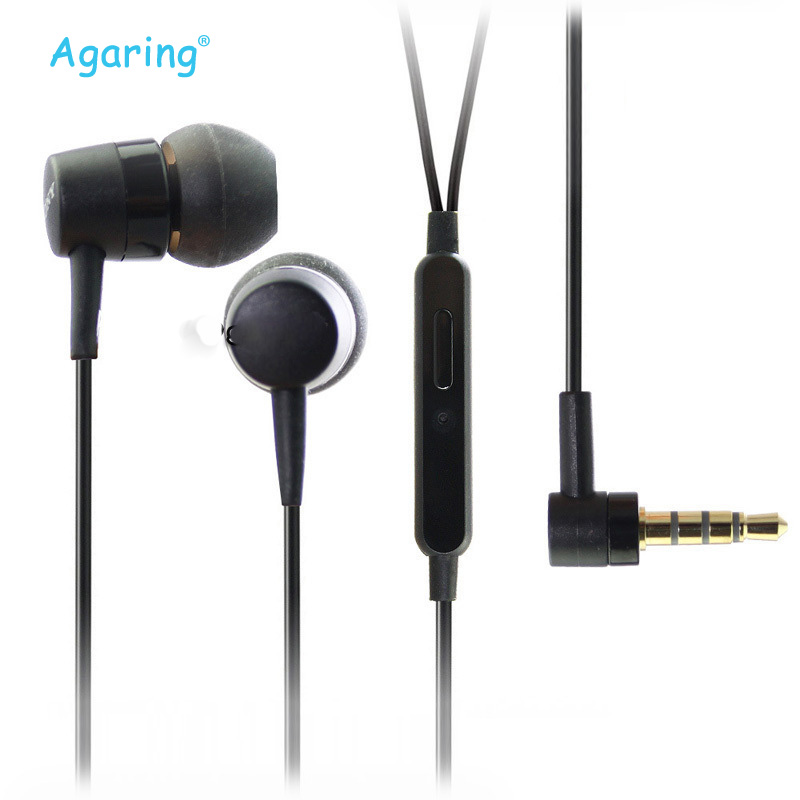 Agaring Headset Earpiece MH750 For Sony Xperia Z3 Z Ultra Z1 L55T XL39h C6802 C6833 L39h L36i Sports Earphone in-ear headphone смартфон sony xperia xa1 ultra dual