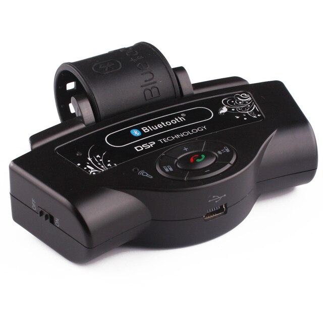 Parrot steering wheel Bluetooth Car Kits handsfree kit Fix on the steering wheel support Car Bluetooth HandsFree Communicating