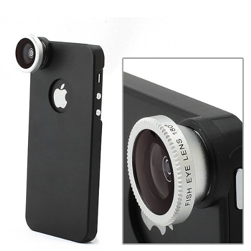 fish eye lense iphone 3in1 phone lens fish eye fisheye lenses with phone cases 14103