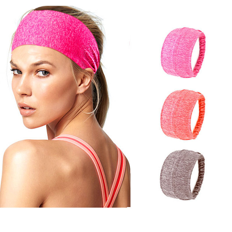 Sport Hair Band Elastic headband Camouflage Cool Outdoor Gym Running Sweatband Men Women Headband