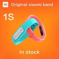 IN STOCK 100 Original 2015 Newest Xiaomi MiBand Smart Xiaomi Mi Band Bracelet Eart Rate Monitor