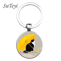 suteyi-steampunk-pendant-keychains-the-secret-life-of-pets-cat-key-chain-silver-plated-keying-best-friends-jewelry-keychain