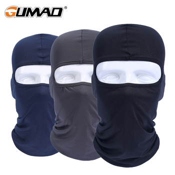 Lycra Cycling Full Face Mask Balaclava Sport Ski Biker Bicycle Hood Snowboard Hiking Fishing Face Shield Hat Cap For Men Women face mask