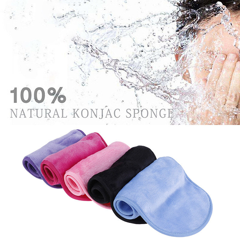 Remover Wipes Microfiber Makeup Remover Reusable Makeup Towel No Need Cleansing Oil Skin Care Make Up Tool 40*17cm 1