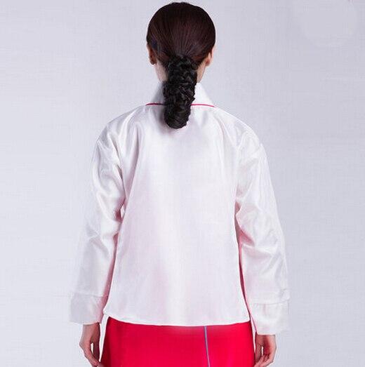 Корейлік қыздар ханшайымы костюм - Ұлттық киім - фото 2