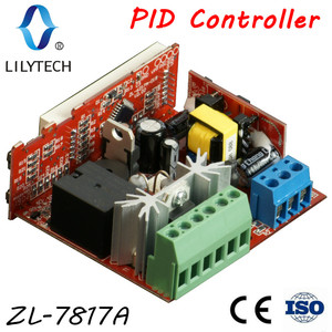 Image 4 - ZL 7817A, PID temperature controller, thermostat, with Integrated SSR, 100 240Vac power supply, CE, ISO, Lilytech