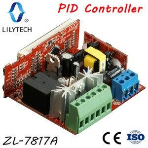 Image 4 - ZL 7817A, controlador de temperatura PID, termostato, con SSR integrado, fuente de alimentación 100 240Vac, CE, ISO, Lilytech