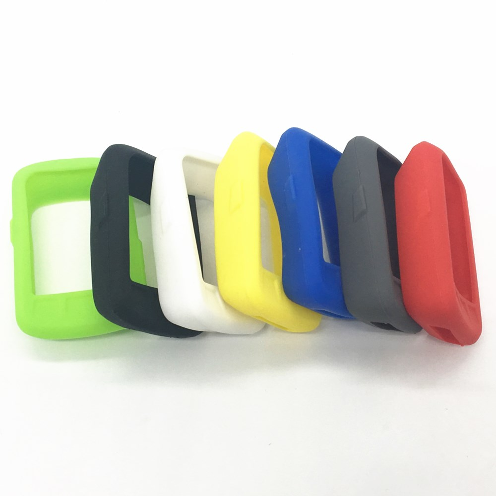 Bicycle <font><b>Bike</b></font> Silicone Case & Screen Protector Film for Wahoo ELEMNT Bolt <font><b>GPS</b></font> <font><b>Computer</b></font> Quality Case Sleeve image