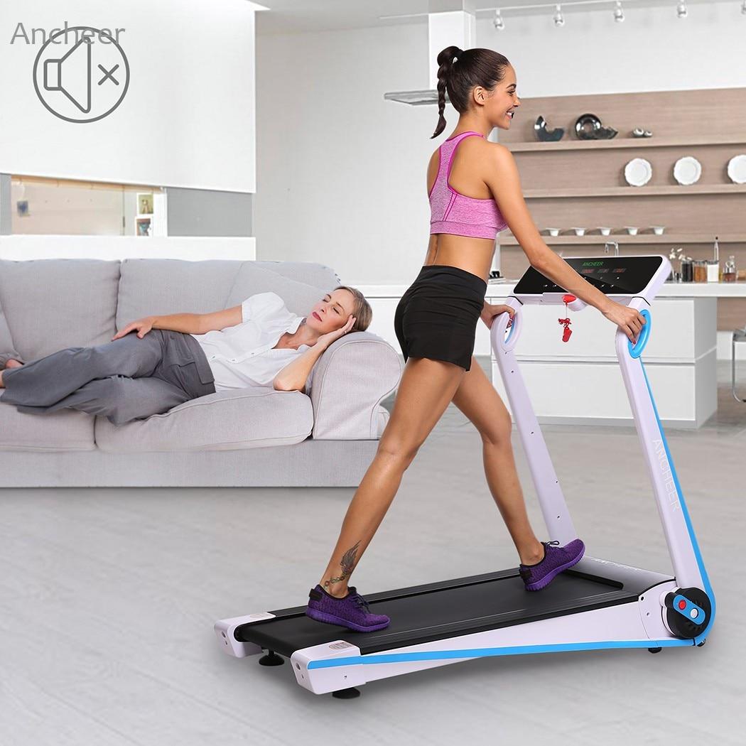 0.65-1.75HP Qaçış zolağı Fitness Qatlanan Elektrikli Koşu - Fitness və bodibildinq - Fotoqrafiya 1
