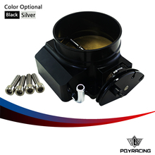 PQY RACING-NEW THROTTLE BODY FOR Universal GM GEN III LS1 LS2 LS6 102MM Throttle Body HIGH QUALITY NEW PQY6938