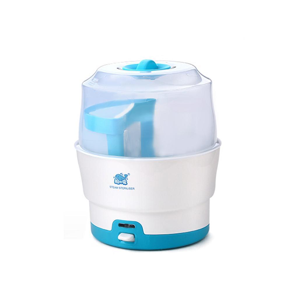 Baby Bottle Sterilizer Large Capacity Disinfection Cabinet Intelligent Anti Dry Steam Sterilizer No Chemical Steam Sterilizatio