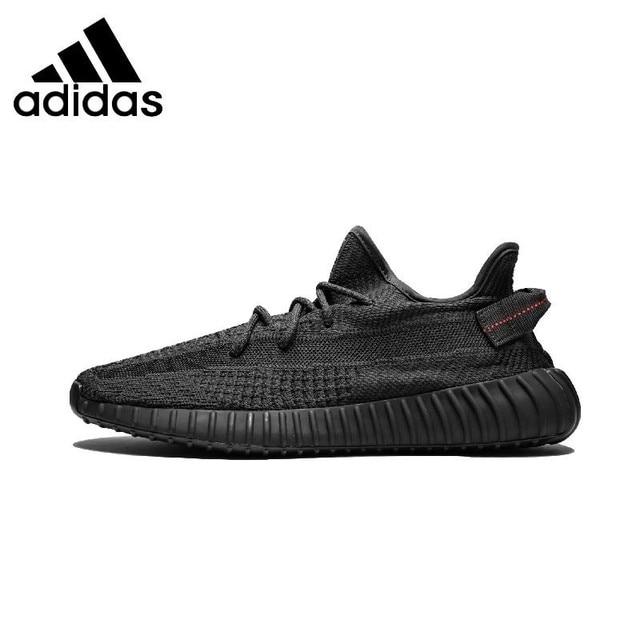Adidas Yeezy Boost 350 V2 zapatos originales para correr deportivos ligeros transpirables zapatillas # FU9006/BY9612/BY9611