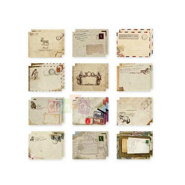 Почтовые конверты, Упаковка 12