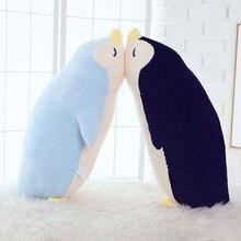 1 PC High Quality Penguin Plush Doll Marine Animal Doll Small Penguin Plush Toy Doll Pillow Software Valentine's Day Present(China (Mainland))