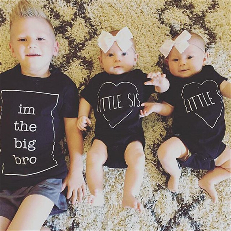 3b4e520e5513 0 3 Year Newborn Baby Boys Girls Shirts Tops Short Sleeve T Shirt ...