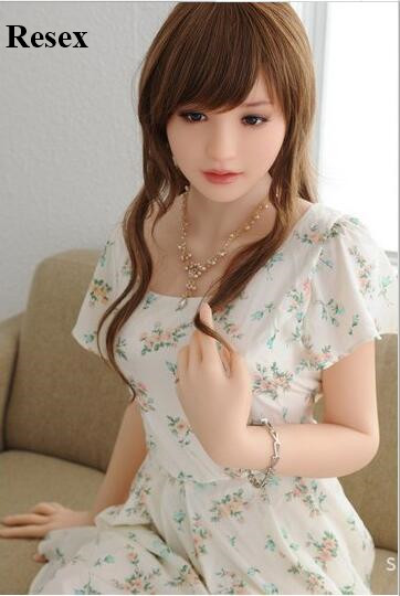 Image 5 - 165cm Inflatable Sex Doll Oral Real Silicon Vagina Anal Masturbator Breast Dolls With Hair Adult Sexy Products For Men-in Sex Dolls from Beauty & Health