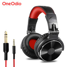 Oneodio DJ Headset Gaming With Microphone Phone PC Wired Over-ear Hifi Studio DJ Headphone Professional Stereo Monitor Urbanfun(China)