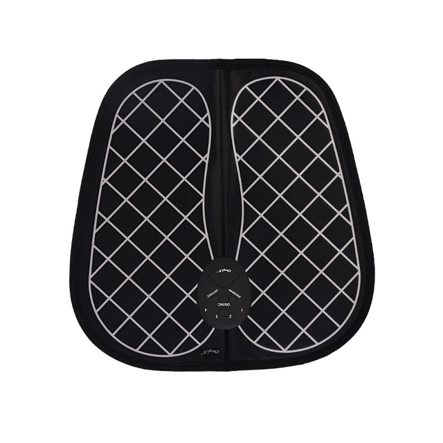 Unisex EMS Tens Acupuncture Foot Massager Muscle Stimulator Acupoint Mat Health Care Foot Massage Deep Kneading Shiatsu Therapy 2