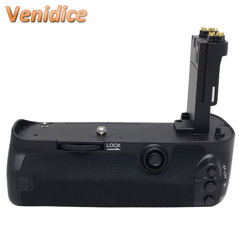 ФОТО Mcoplus Venidice VD-5D III Vertical Battery Grip for Canon EOS 5D Mark III Camera as BG-E11 BGE11 as Meike MK-5D III