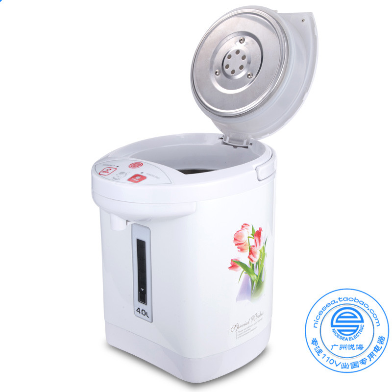 110V 4L Electric Kettle Multifunctional Pneumatic Bottle Electric Water Dispenser Machine Overheat Protection Electric Bottle yj humidifier electric water bottle pump dispenser drinking water bottles suction unit water dispenser kitchen tools