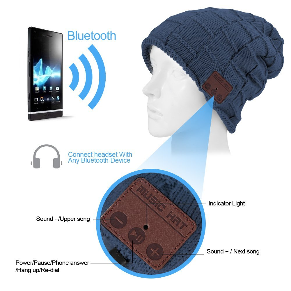 Bonnet bluetooth, Micro mains-libres