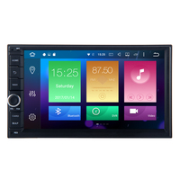 Android 6 0 Auto Radio Qcta Core 7 Inch 2 DIN Universal Car NO DVD Player