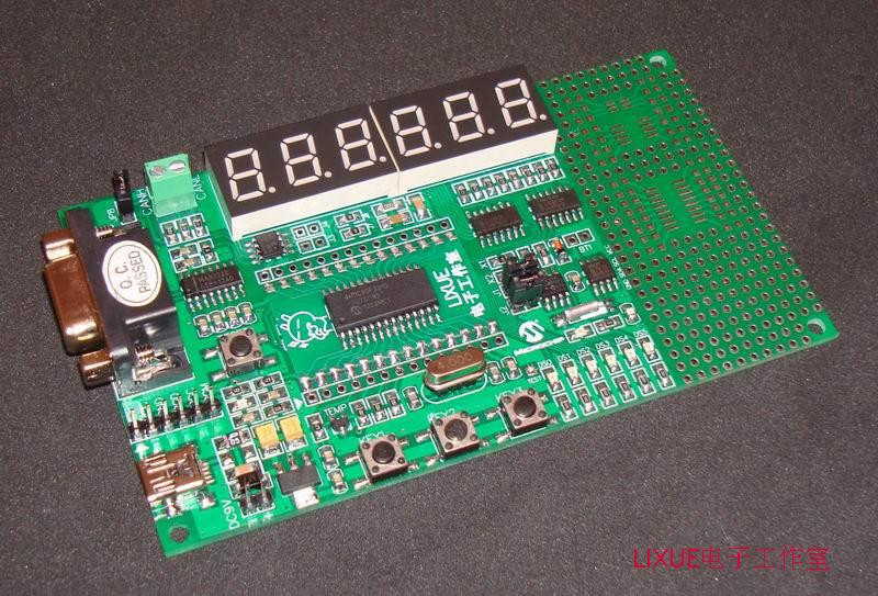 DsPIC30F2010 MCU Learning Board Development Board Evaluation Board