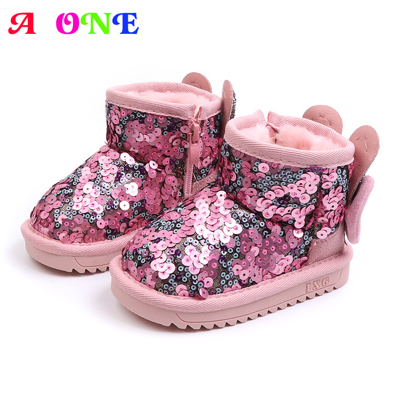 2019 Winter baby girls snow boots toddler snowshoes kids fashion boots children ankle boots warm plush sequin rabbit 1 to 13 yrs2019 Winter baby girls snow boots toddler snowshoes kids fashion boots children ankle boots warm plush sequin rabbit 1 to 13 yrs