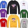 Diamond Supply Co Sweatshirt Men 2015  Harajuku Couple Hoodie Sudaderas Diamond  M-4XL Crewneck Sweatshirt Diamond Supply Hoodie